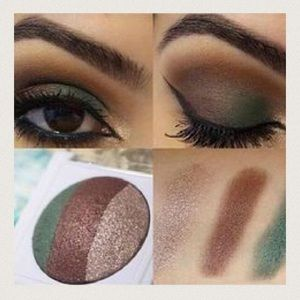 Mary Kay at Play baked eye trio Earth Bound